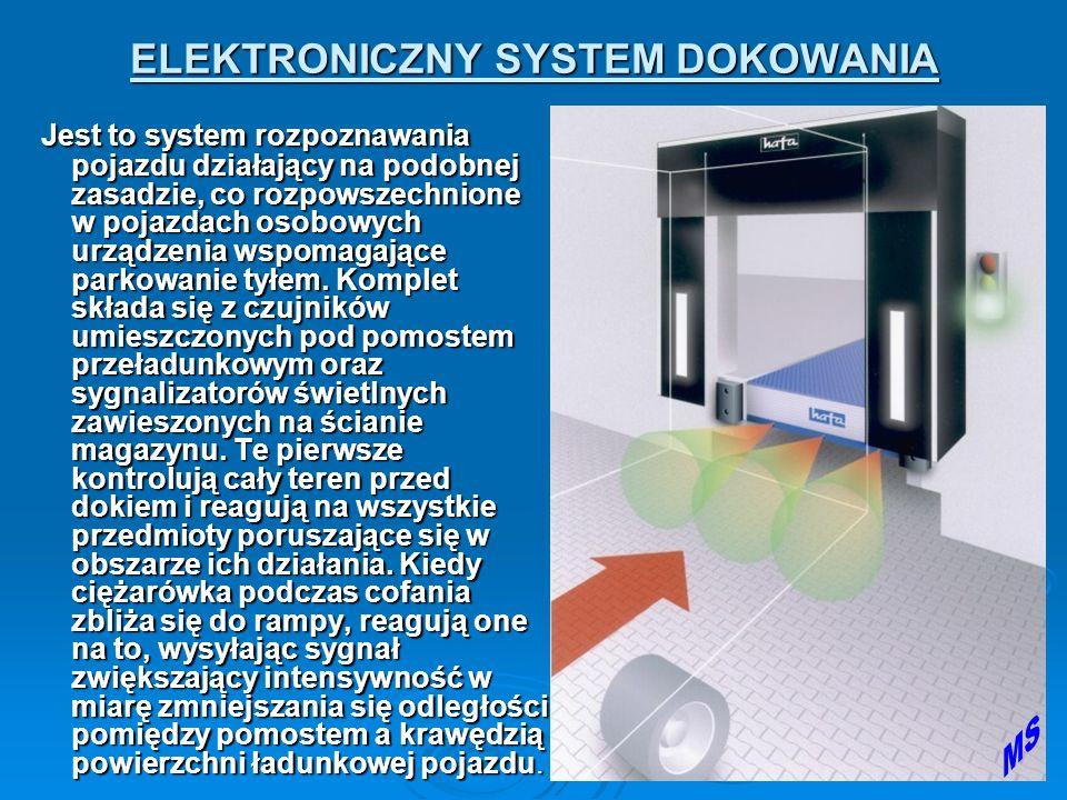 ELEKTRONICZNY SYSTEM DOKOWANIA