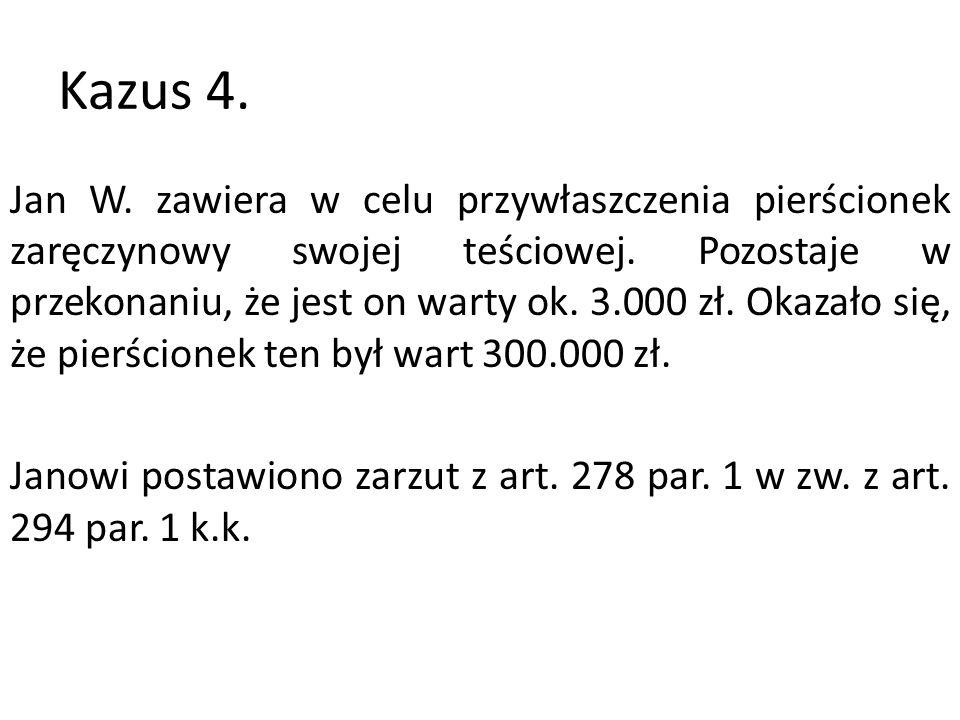 Kazus 4.