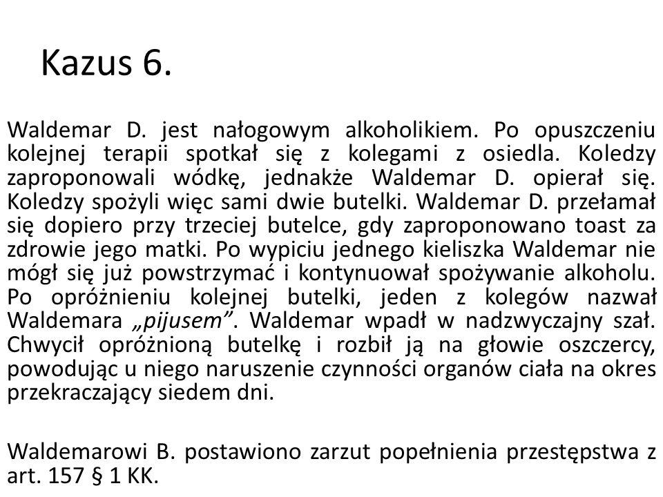 Kazus 6.