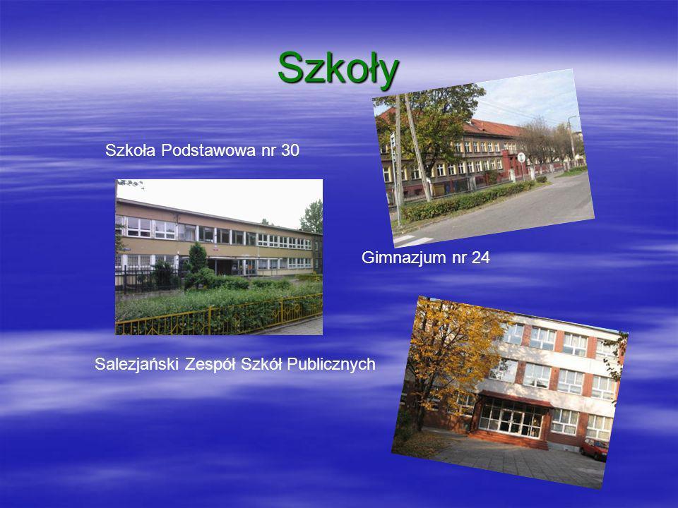 Szkoły Szkoła Podstawowa nr 30 Gimnazjum nr 24