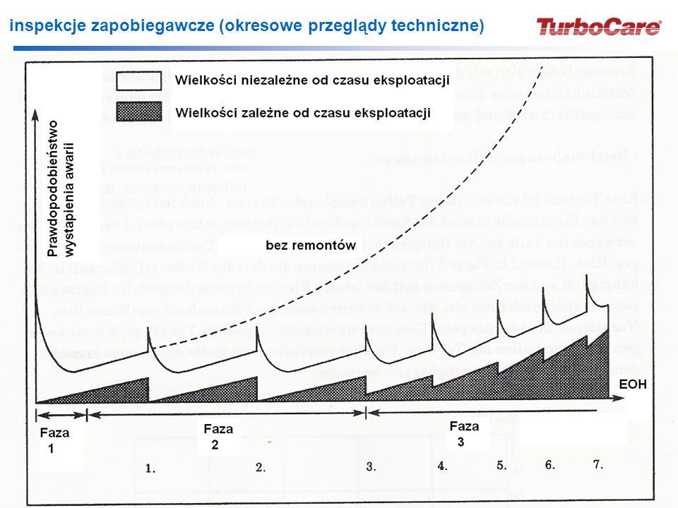 inspekcje zapobiegawcze (okresowe przeglądy techniczne)