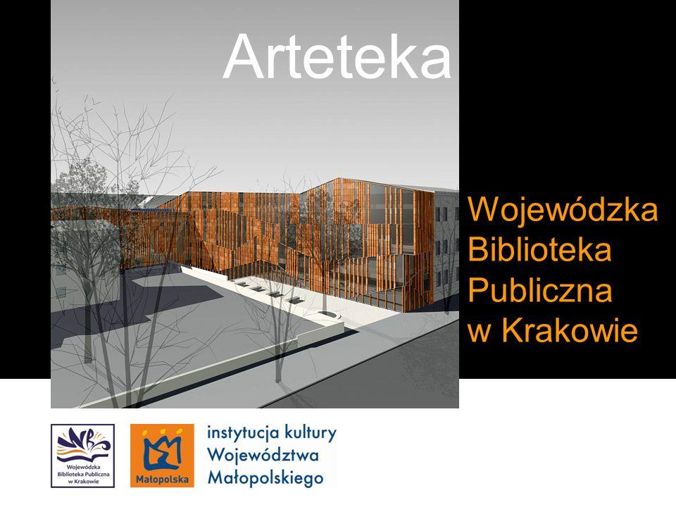 1 Arteteka Wojewódzka Biblioteka Publiczna w Krakowie