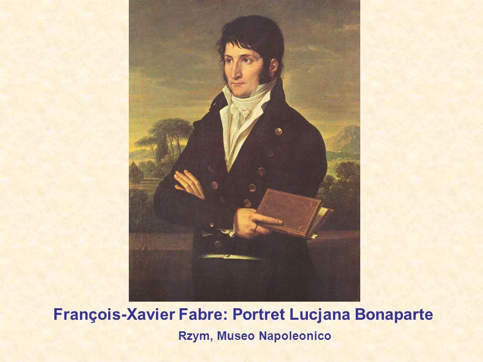 François-Xavier Fabre: Portret Lucjana Bonaparte