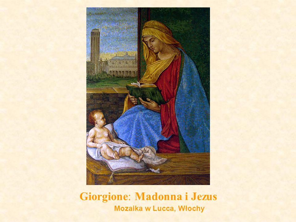 Giorgione: Madonna i Jezus