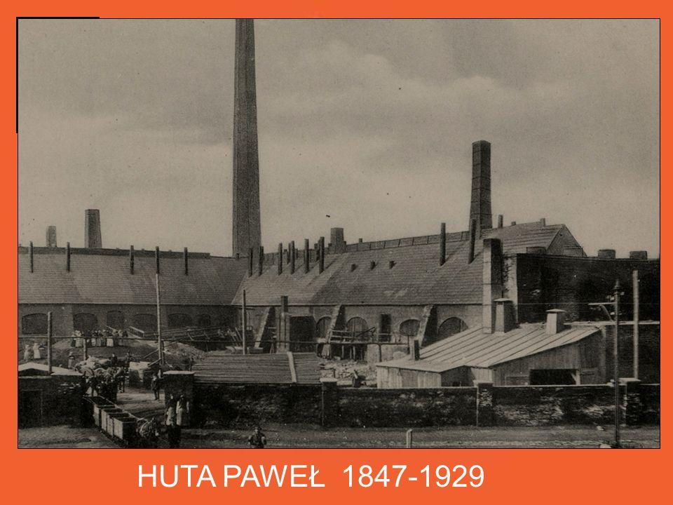 W drugiej połowie XIX w. spółka Giesche koncentruje produkcję