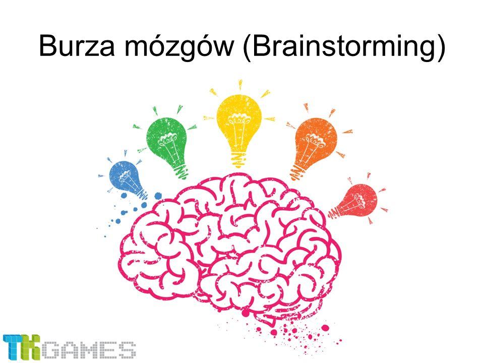 Burza mózgów (Brainstorming)