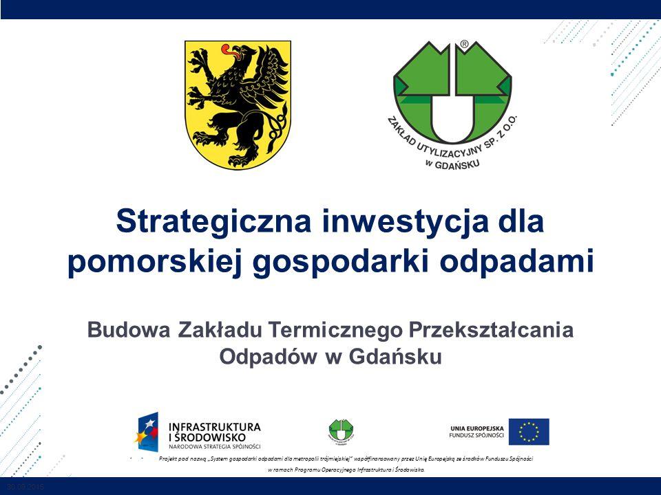 Strategiczna inwestycja dla pomorskiej gospodarki odpadami