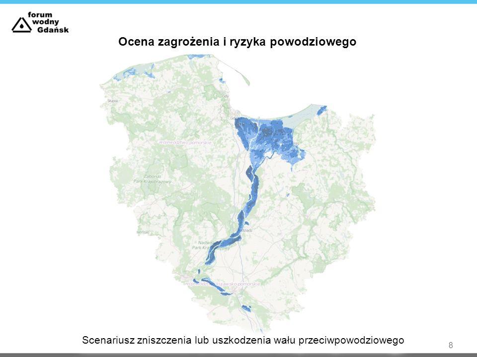 Ocena zagrożenia i ryzyka powodziowego