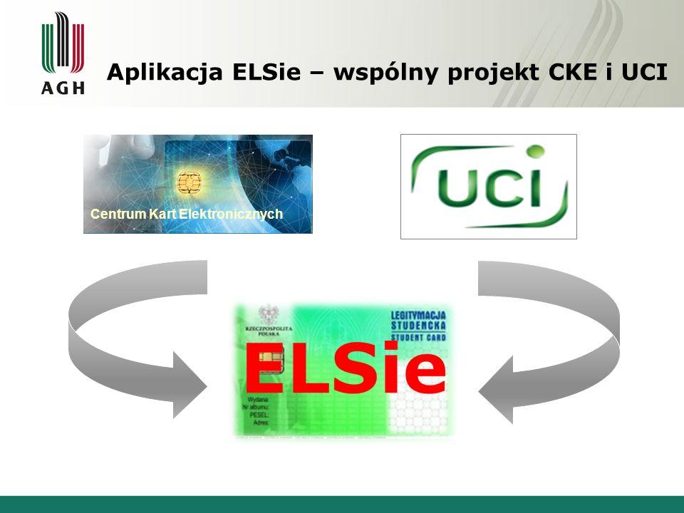 Aplikacja ELSie – wspólny projekt CKE i UCI