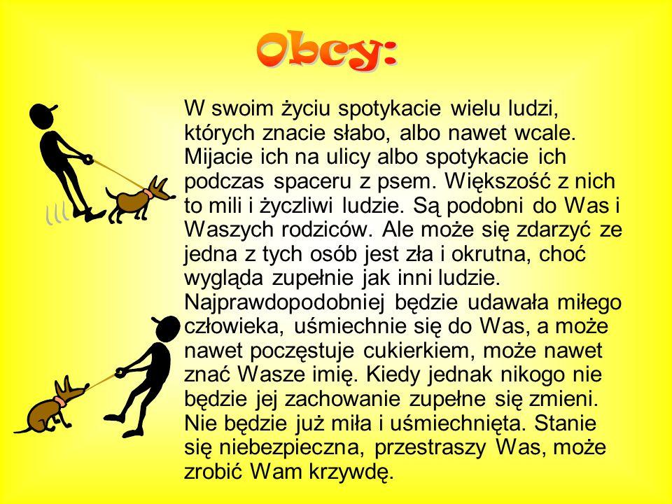 Obcy: