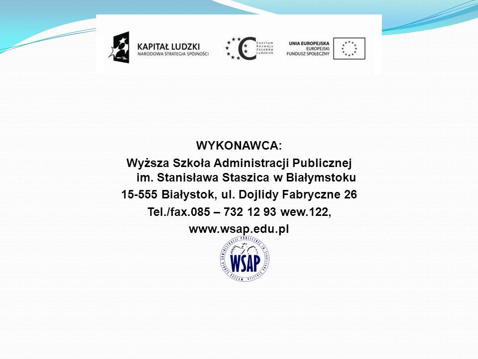 15-555 Białystok, ul. Dojlidy Fabryczne 26