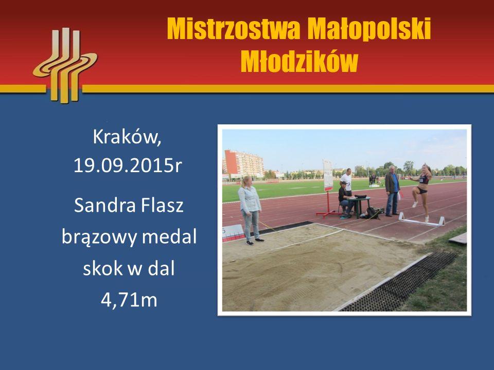 Mistrzostwa Małopolski Młodzików