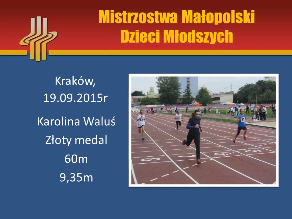 Mistrzostwa Małopolski Dzieci Młodszych