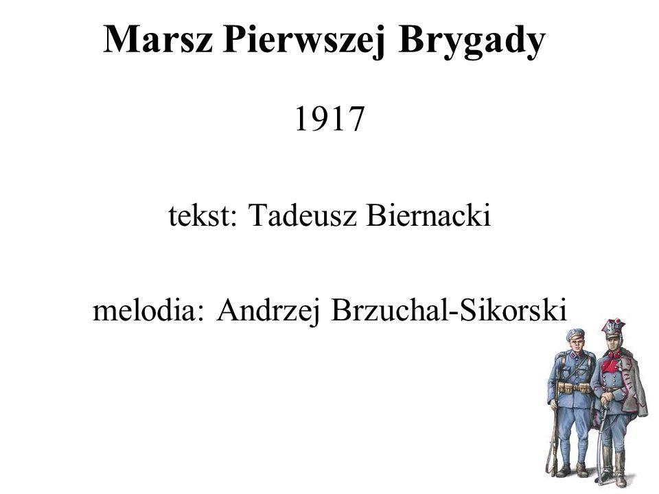 Marsz Pierwszej Brygady