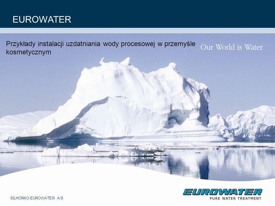 EUROWATER Przykłady instalacji uzdatniania wody procesowej w przemyśle