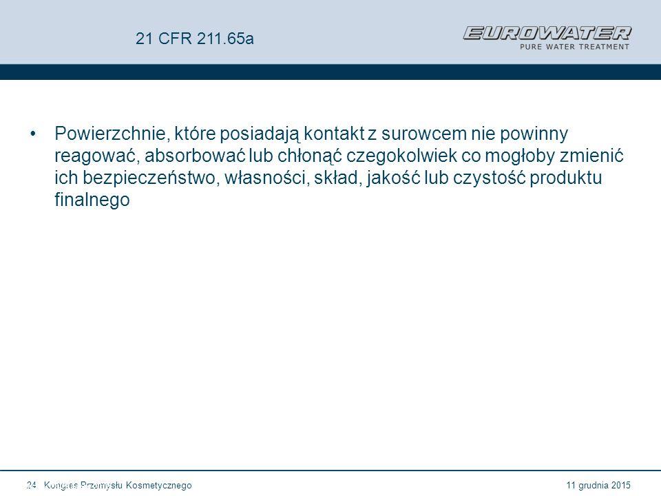 21 CFR 211.65a