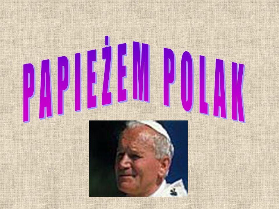 PAPIEŻEM POLAK