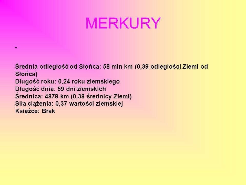 MERKURY-
