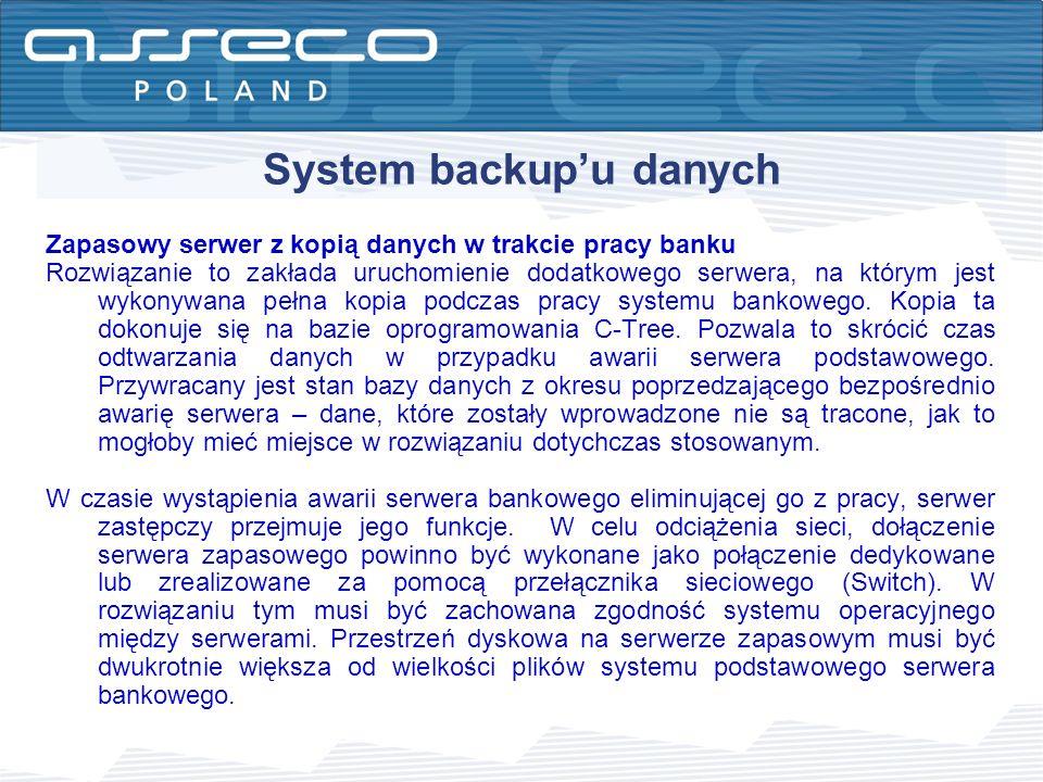 System backup'u danych