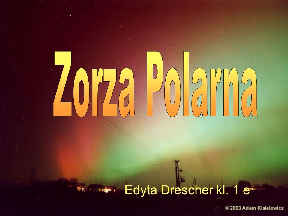 Zorza Polarna Edyta Drescher kl. 1 e