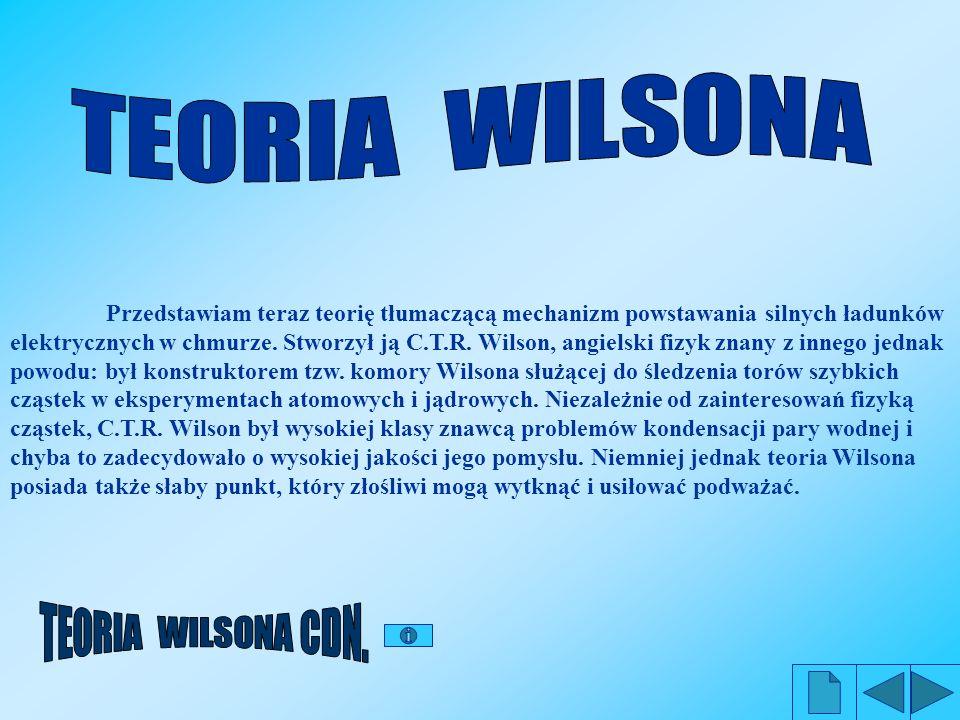 TEORIA WILSONA TEORIA WILSONA CDN.