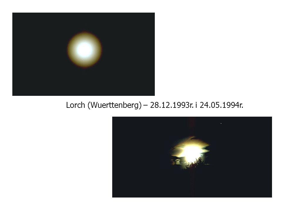 Lorch (Wuerttenberg) – 28.12.1993r. i 24.05.1994r.