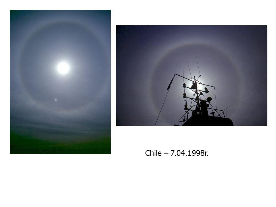 Chile – 7.04.1998r.
