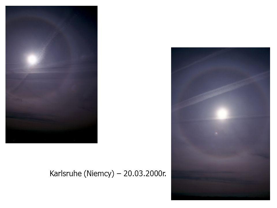 Karlsruhe (Niemcy) – 20.03.2000r.