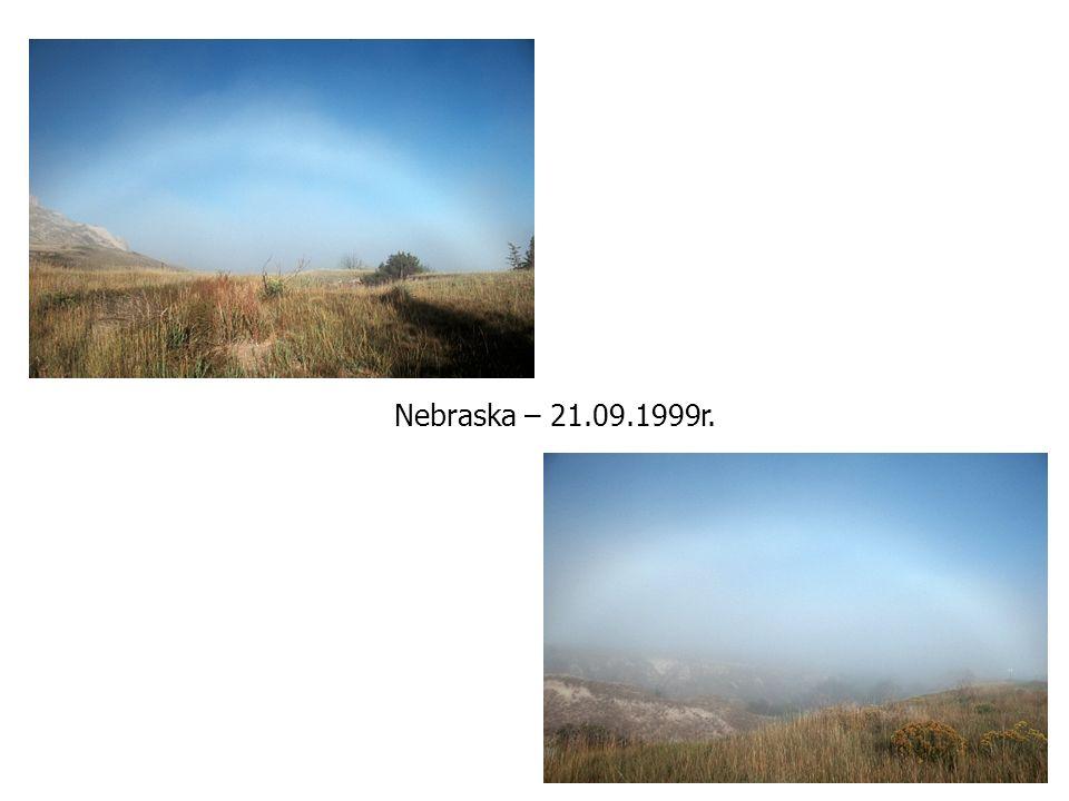 Nebraska – 21.09.1999r.