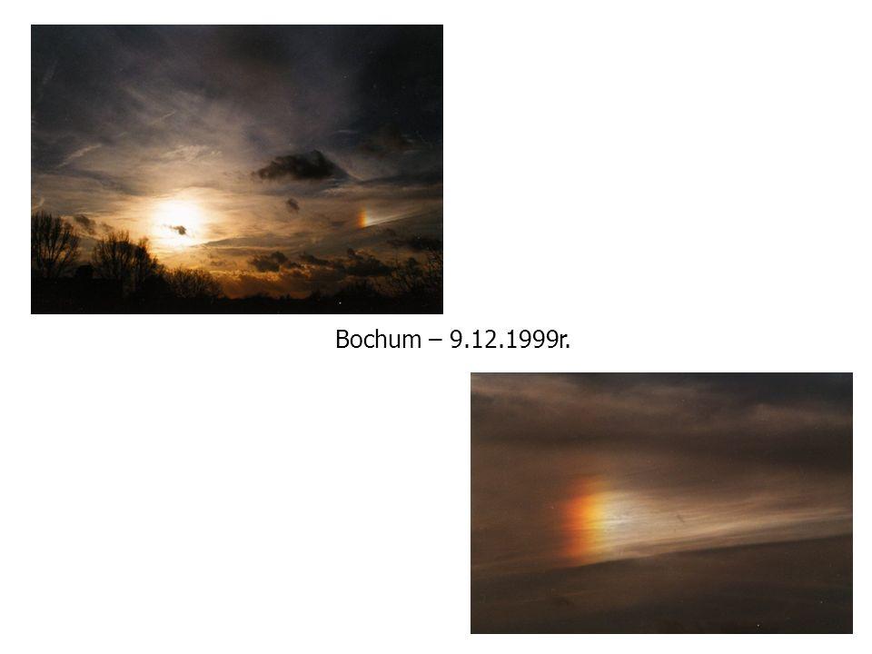 Bochum – 9.12.1999r.