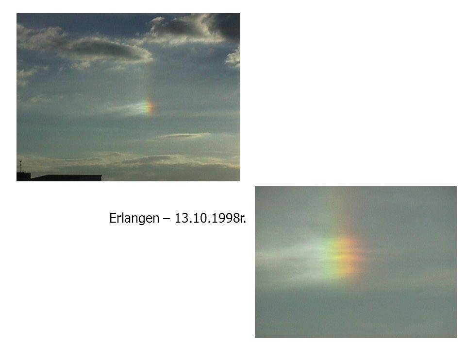 Erlangen – 13.10.1998r.