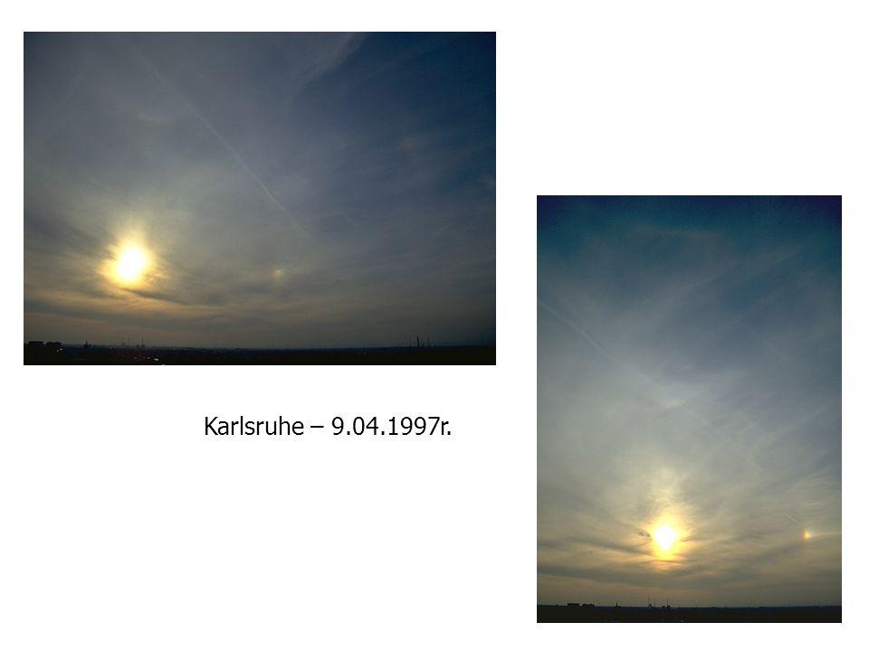 Karlsruhe – 9.04.1997r.