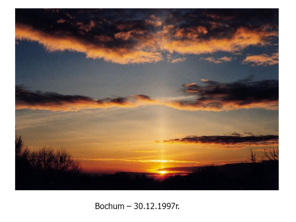 Bochum – 30.12.1997r.