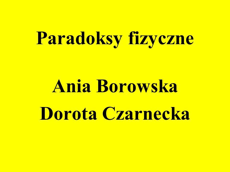 Ania Borowska Dorota Czarnecka