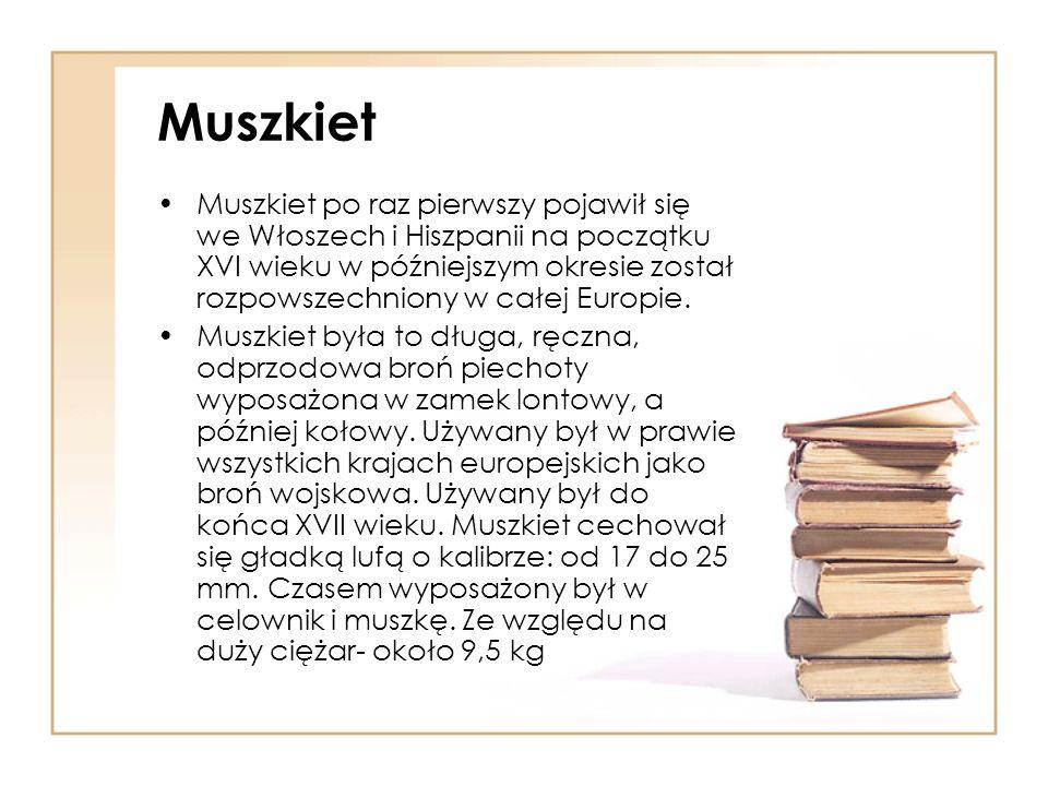 Muszkiet