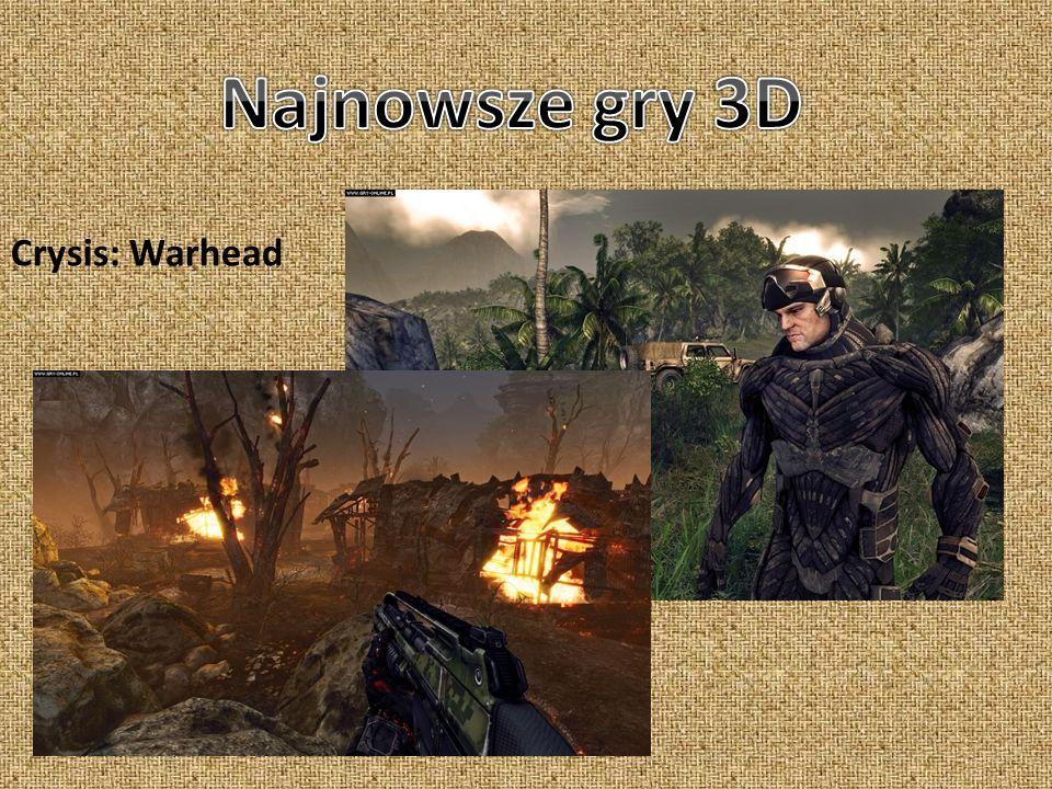 Najnowsze gry 3D Crysis: Warhead