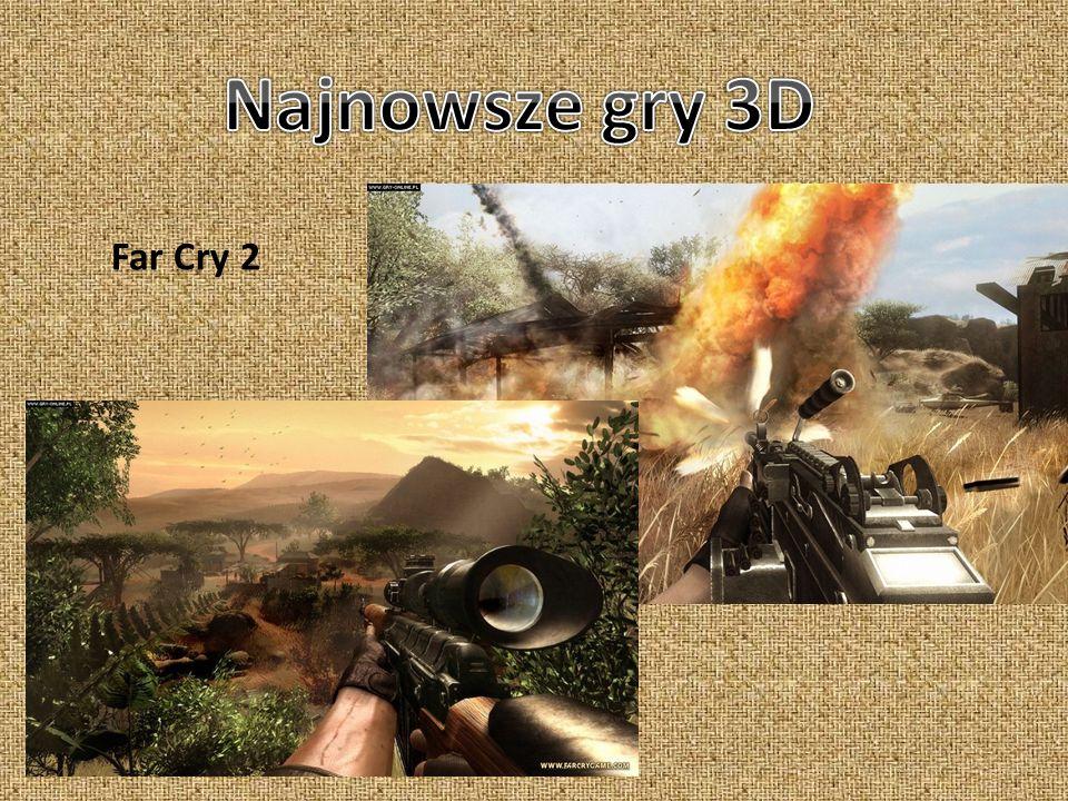 Najnowsze gry 3D Far Cry 2