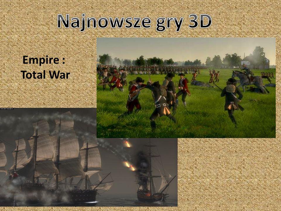 Najnowsze gry 3D Empire : Total War