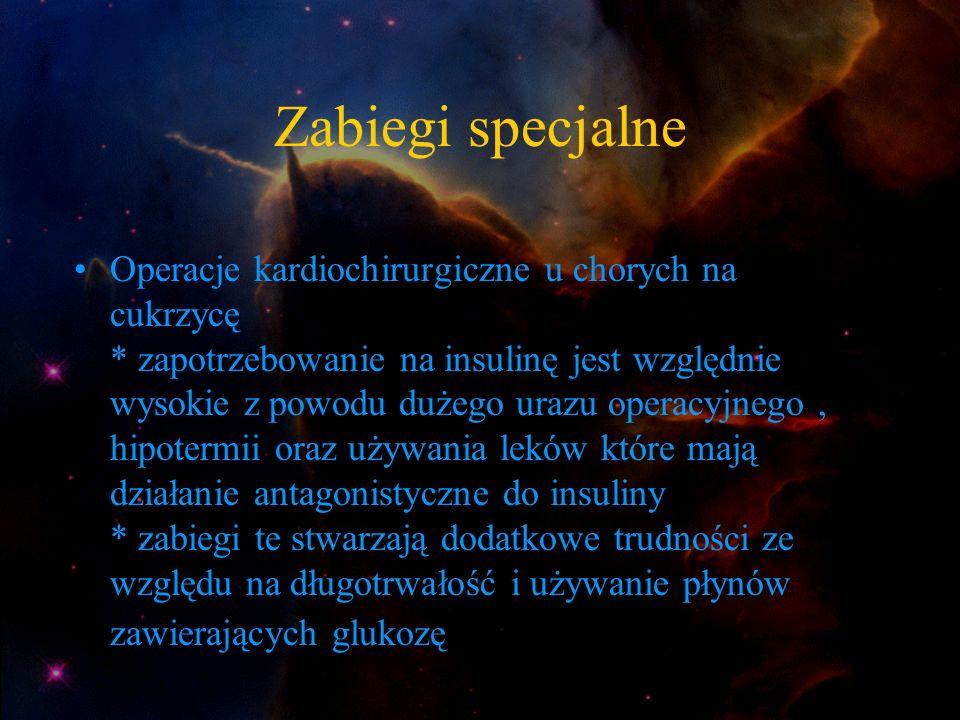 Zabiegi specjalne