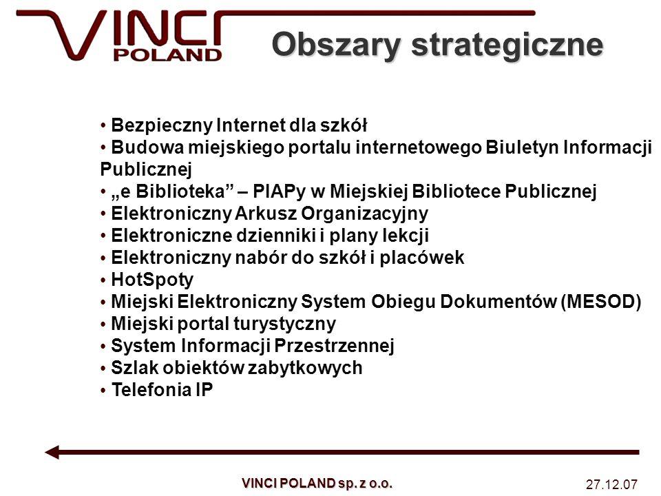 Obszary strategiczne Bezpieczny Internet dla szkół