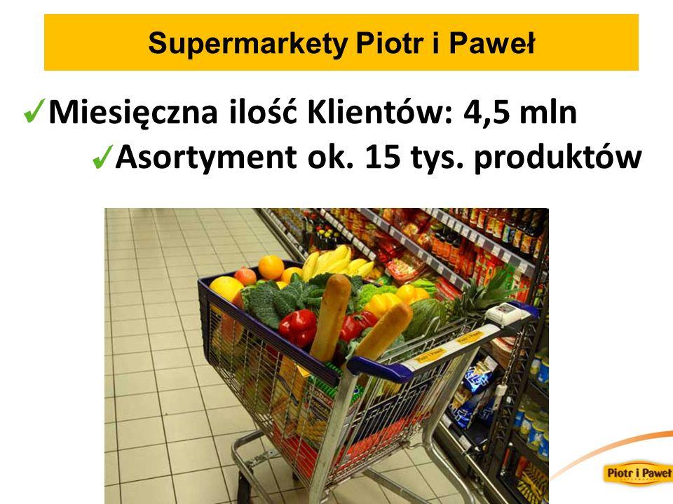 Supermarkety Piotr i Paweł