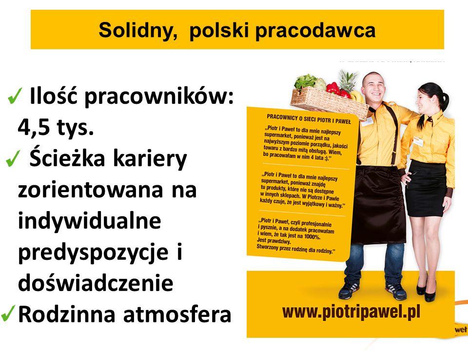 Solidny, polski pracodawca