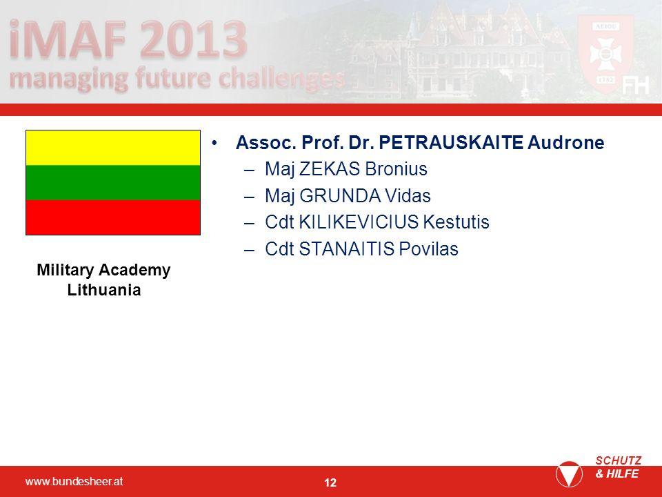 Military Academy Lithuania