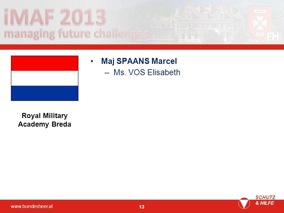Royal Military Academy Breda