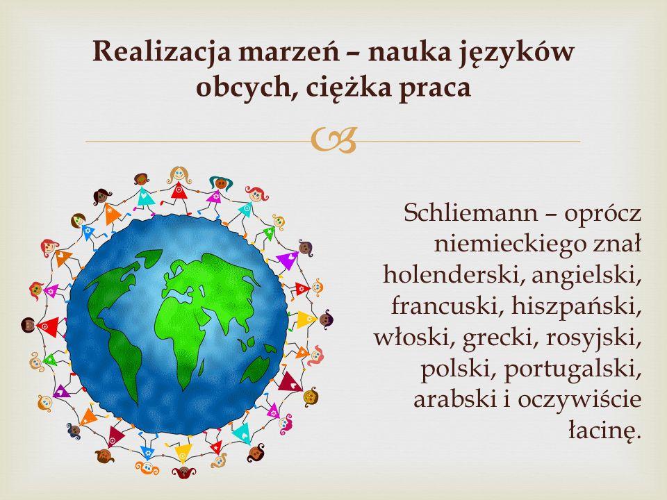 Realizacja marzeń – nauka języków obcych, ciężka praca