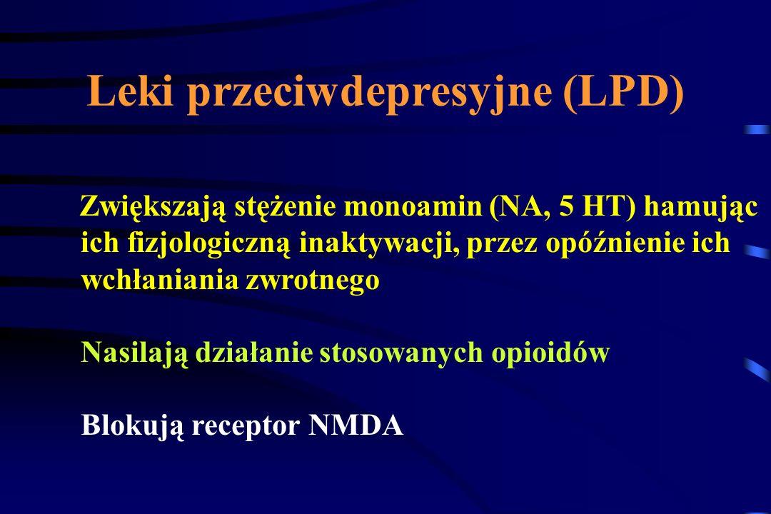 Leki przeciwdepresyjne (LPD)