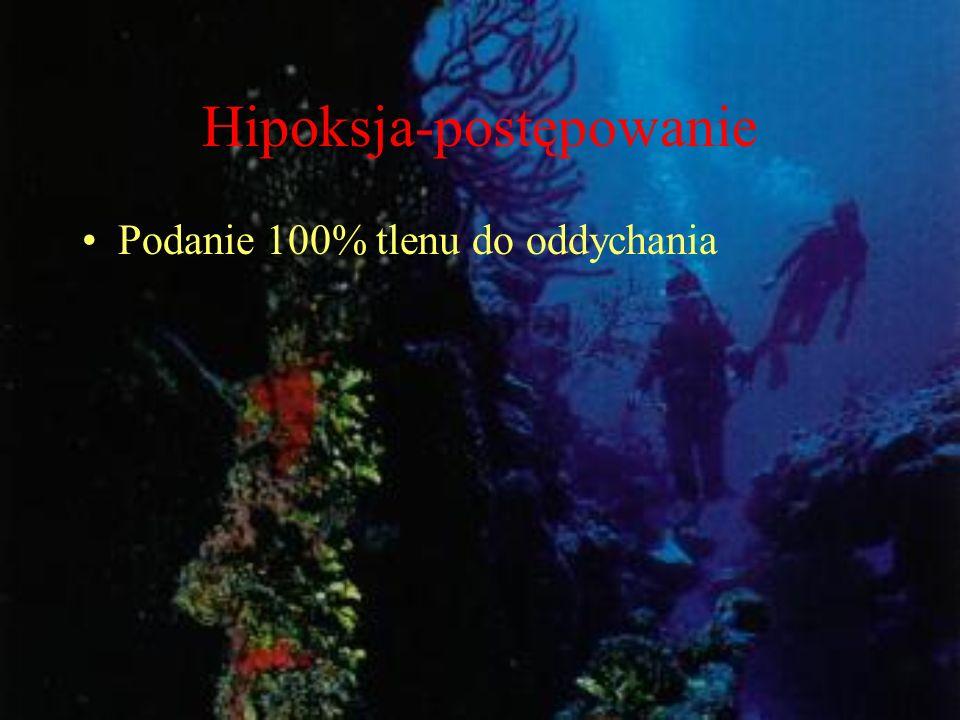 Hipoksja-postępowanie