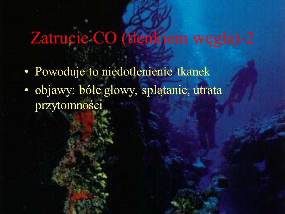 Zatrucie CO (tlenkiem węgla)-2