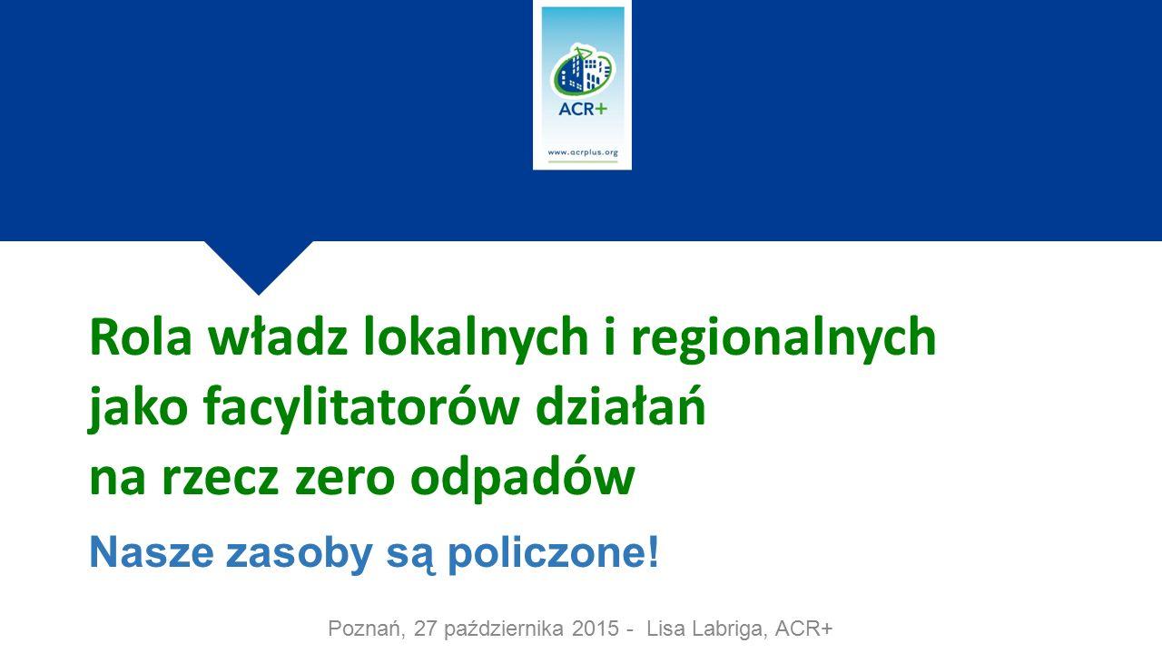 Poznań, 27 października 2015 - Lisa Labriga, ACR+