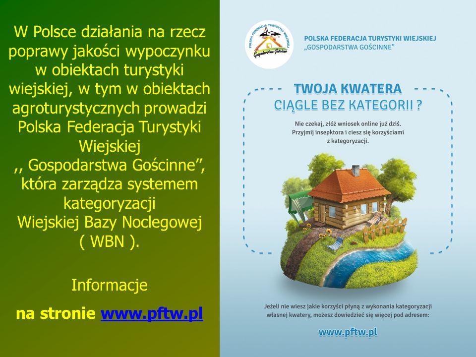 W Polsce działania na rzecz poprawy jakości wypoczynku